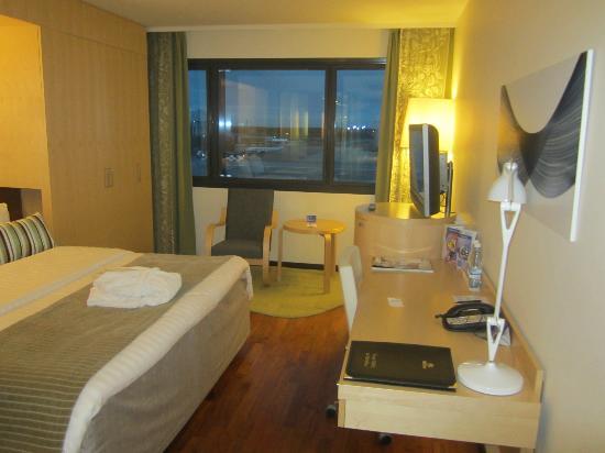 Hilton Helsinki Airport: Room 544