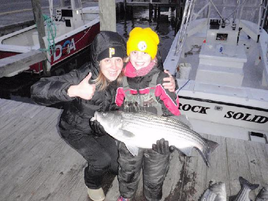 Rock Solid Fishing: Kid friendly trips available