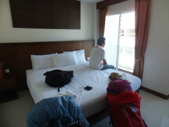 Athome Hotel 2: ダブルルーム