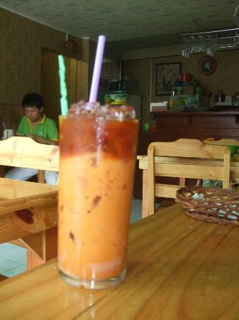 Coriander Thai Cuisine: Thai Iced Tea