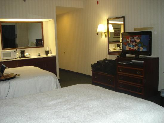 Hampton Inn by Hilton Ottawa: Room