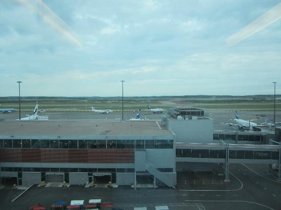 Executive Lounge Picture Of Hilton Helsinki Airport
