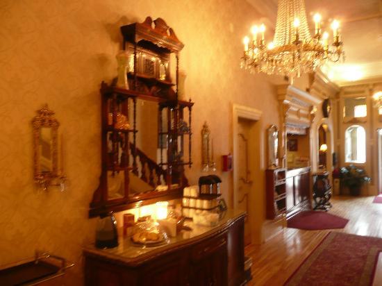 Waverley Inn: Foyer