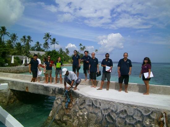 Wakatobi Dive Resort: Our Greeting by the Wakatobi Staff