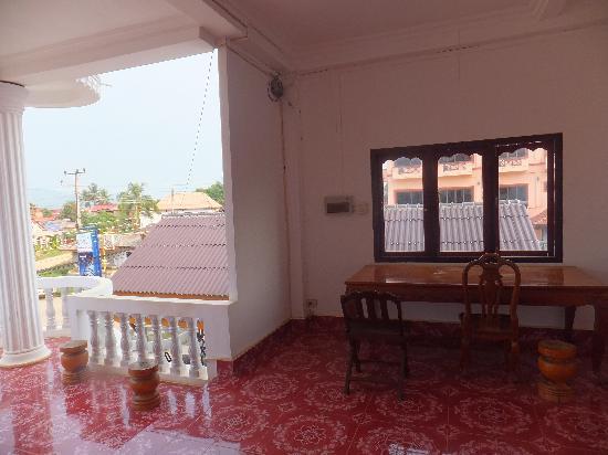 Laos Haven Hotel: 共有スペース