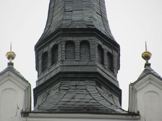 Frymburk, Czech Republic: tower