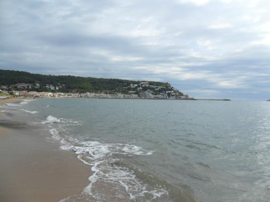 Camping Castell Montgri : beach