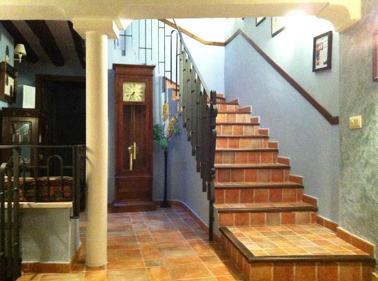 El Pilaret-Casa Rural: Entrada