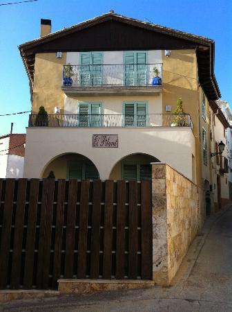 El Pilaret-Casa Rural: Casa