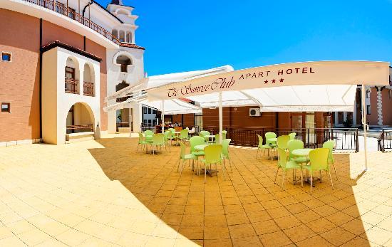 Apart hotel sunrise club ravda recenzie a porovnanie for Corse appart hotel
