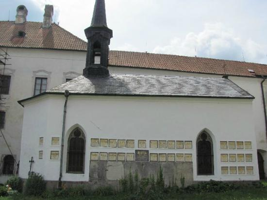 ‪Funeral Chapel of St. Anna‬