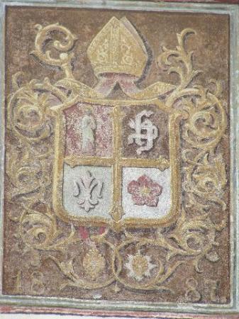 Chapel of St. Joseph : detail