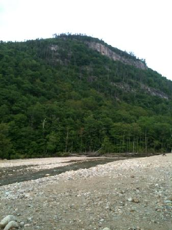 Crawford Notch General Store and Campground: View from site