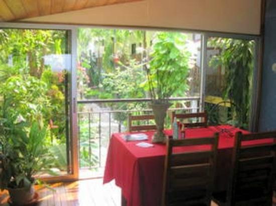 Hotel Belvedere - Playa Samara: Belvedere dining area