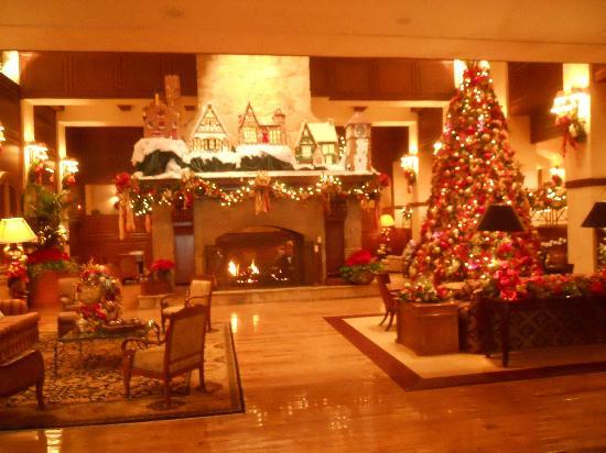 ذا هيوستنيان هوتل كلوب آند سبا: Christmas time at the Houstonian