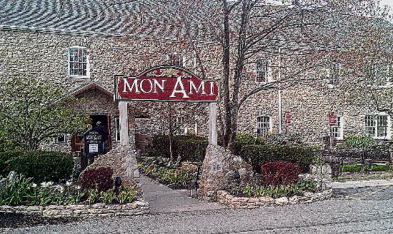Mon Ami Restaurant Winery Port Clinton Menu Prices