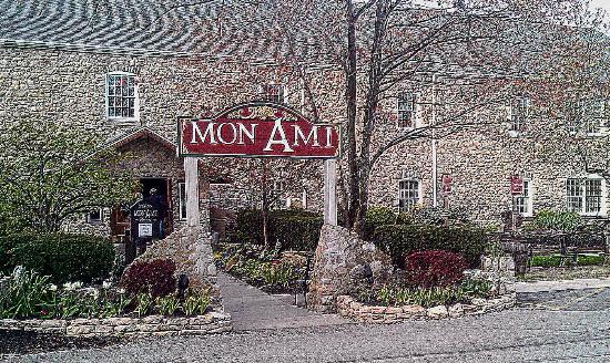 Mon Ami Restaurant & Winery