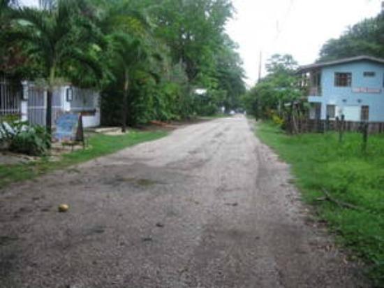 road to Rancho de la Playa