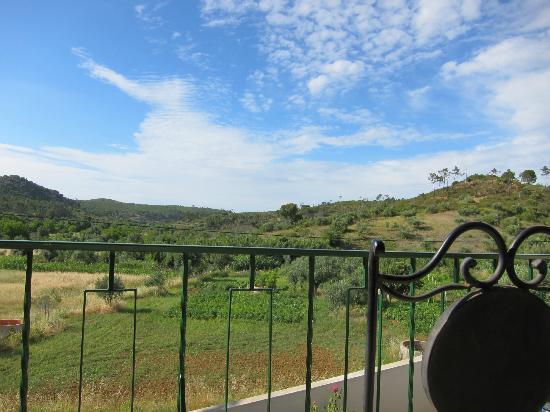 Casa Das Flores: Vista dalla camera