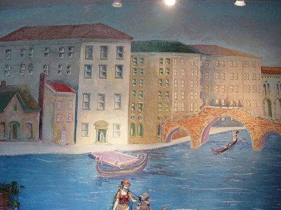 Venezia Ristorante: Wall Murals