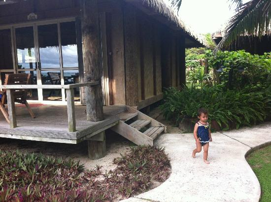 Muri Beach Hideaway: Lotus Bungalow
