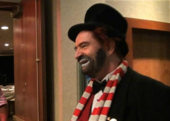 Brian Hoffman's Remembering Red - A Tribute to Red Skelton: Brian Hoffman as Freddy the Freeloader