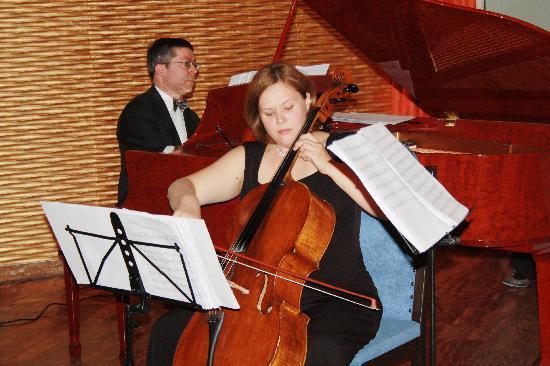 CESTA GRAND - Aktivhotel & Spa : Cello-Solo