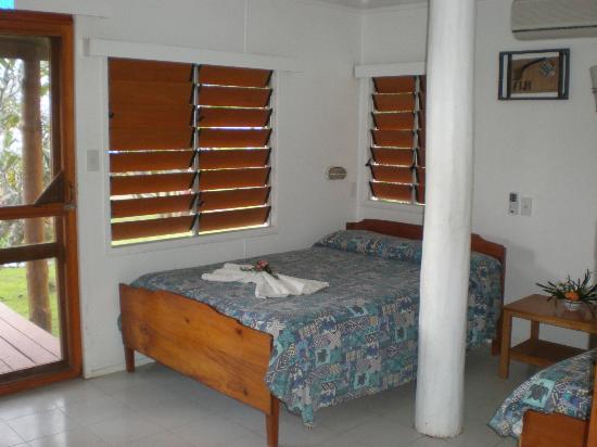 Daku Resort: my bure on arrival