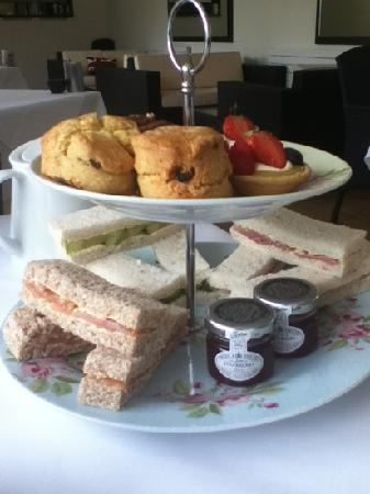 The Olive Tree: Only part of the Afternoon Tea!