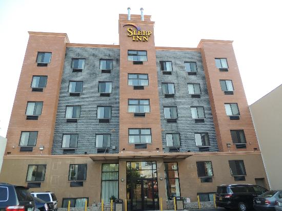 Sleep Inn Brooklyn Downtown: Hotel
