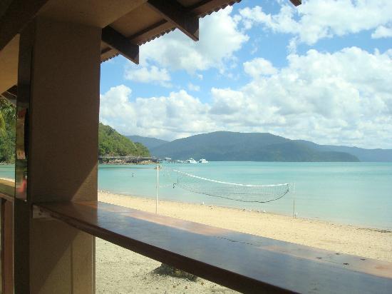 Barefoot Lodge : Beach