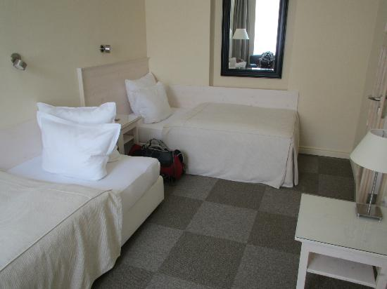 Unitas Hotel: 2nd bedroom