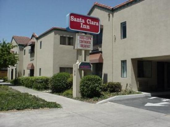 Santa clara inn san jose ca motel reviews tripadvisor for Academy of salon professionals santa clara