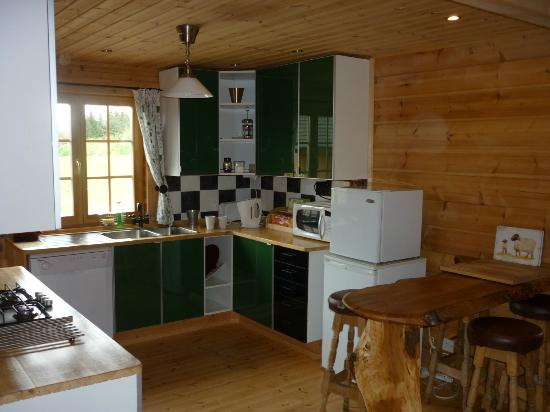 Riversdale House : Well kitted kitchen