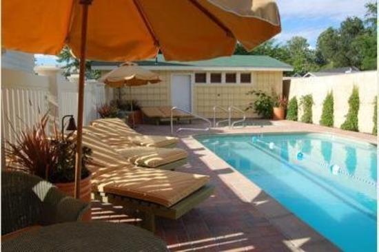 Tallman Hotel: Pool