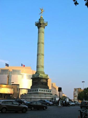 Brasserie Bofinger : Bastille square 2 mins from restaurant