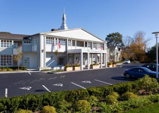 The Westport Inn: Exterior
