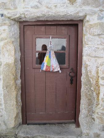 Aldeia da Mata Pequena: Bread bag in the morning:)