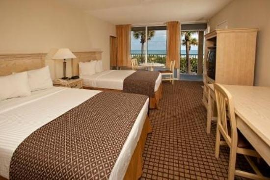 International Palms Resort & Conference Center Cocoa Beach: Double Oceanfront
