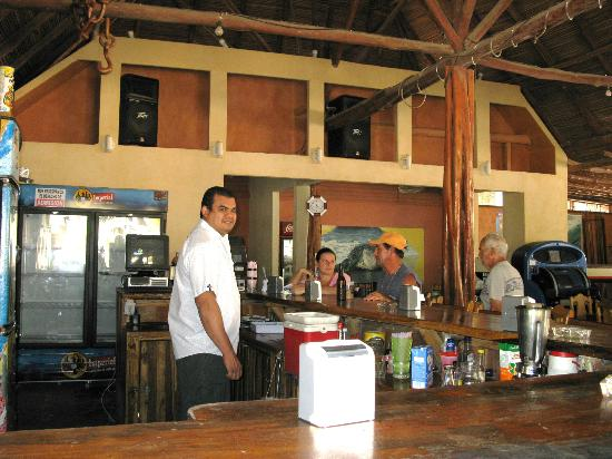 Kike's Place: Kike's Bar/Restaurant ,friendly staff