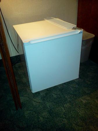 Red Roof Inn and Suites: Rent this fridge for $6.00 a night
