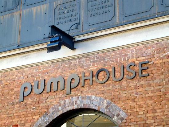 Pumphouse Bar & Restaurant: Part of Novotel