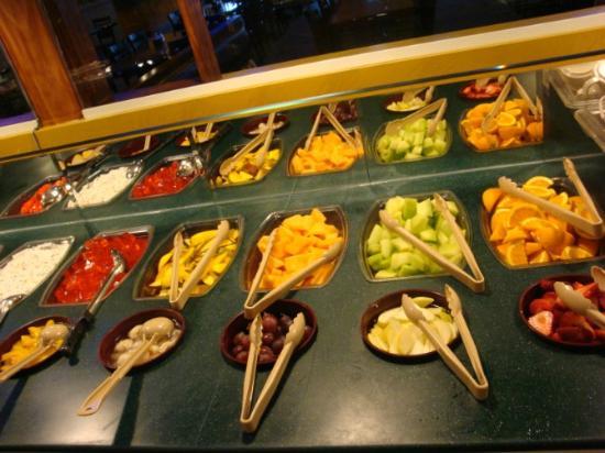 Enjoyable Fruits Picture Of Tendo Buffet Frederick Tripadvisor Interior Design Ideas Oxytryabchikinfo