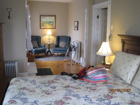 Louisbourg, كندا: room at the Inn