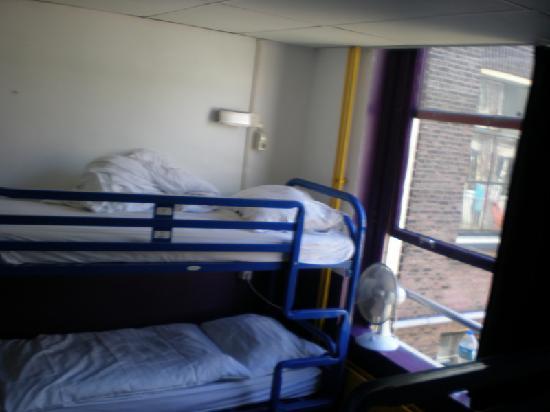 Flying Pig Downtown: 3rd Floor 4 Bed Dorm   2