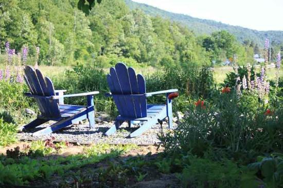 Johnnycake Flats Inn: Relaxing VT style