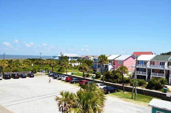 Tybee Island Lighthouse Museum: View on top