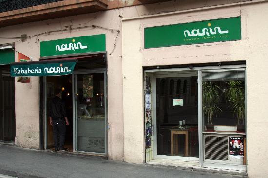 narin ´restaurante KURDO SIRIO