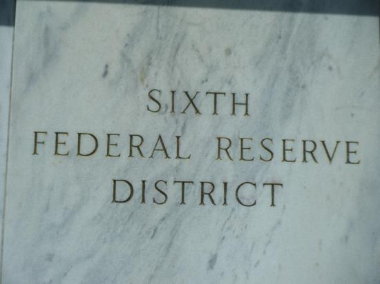 Federal Reserve Bank of Atlanta: 6th Federal Reserve District