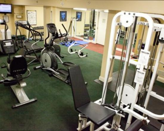 The Olde Mill Inn: Fitness Center
